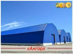 Ангар 15х36 - Заводские цены от производителя