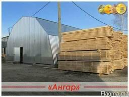 Ангары для деревообрабатывающей отрасли