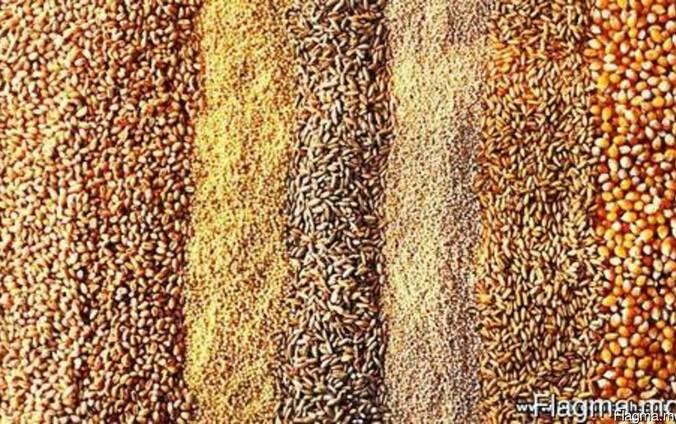 Комбинированные зерноотходы для с/ж