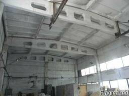 Комплекс складских помещений и гаражей
