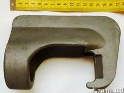 Отливка изделий из металла с мехобработкой, фосфатированием