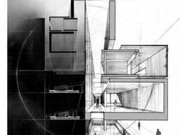 Proiectarea clădirilor particulare, rezideniţale, publice şi