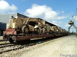 Transports in Afghanistan.