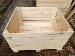 Ящик для хранения яблок
