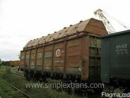 Железнодорожные перевозки по Румынии (ЧФР)
