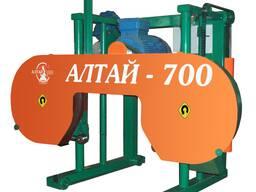 Алтай 700 Ленточная электрическая пилорама