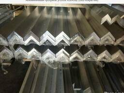 Алюминиевый профиль уголок 45х45х2 мм. Купить. Порезка.