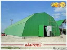 Ангар - Выгодная альтернатива капитальному строительству