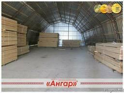 Ангары для деревообрабатывающей отрасли под склады - фото 3