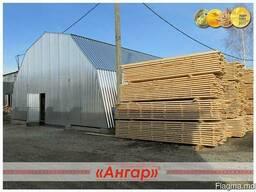 Ангары для деревообрабатывающей отрасли под склады - фото 4