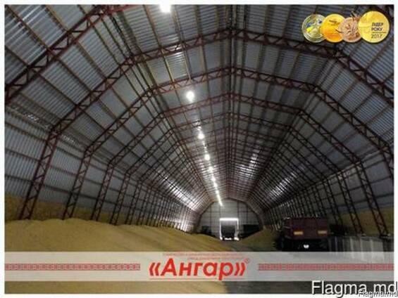 Ангары для сельского хозяйства / Ангары для фермерского хозя