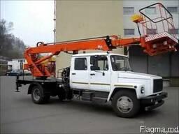 Автогидроподъемник (18 метров)
