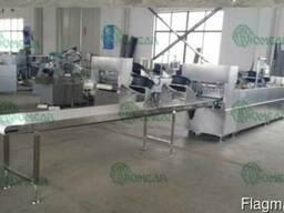 Автомат для производства и упаковки батончиков 260. 67. 02