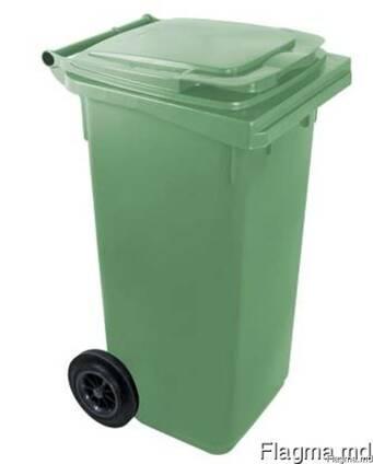 Баки мусорные 120-1100 литров