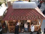 """Беседка """"Сезаль"""" - VIP класса, от Prosperitas. Более 100 вид - фото 5"""
