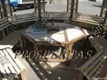 """Беседка """"Волна""""- новая модель 2013 года от Prosperitas. - фото 3"""