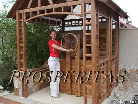 Колодцы - декорация любой сложности от Prosperitas! более 10