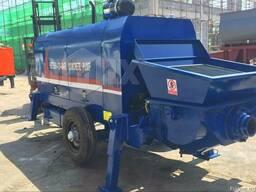 Бетононаcос HBTS50 (50 м3/час),насос бетонный