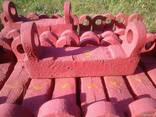 Била (молотки), колосники для дробилок СМД-112, СМД-114. . . - фото 3