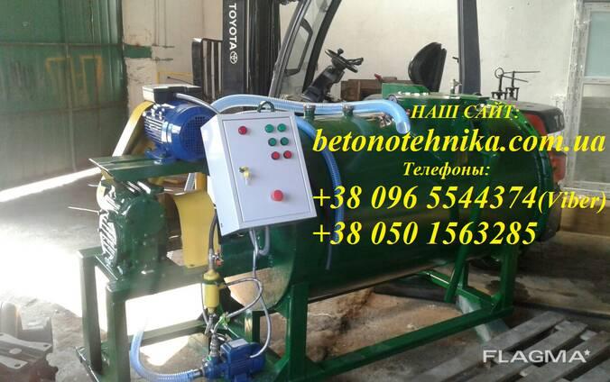 Бизнес по производству пеноблоков и наливного пенобетона