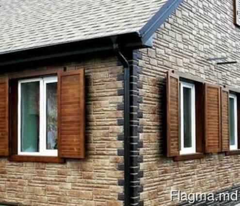 Cайдинг лучшее решение для отделки вашего фасада!