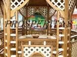 Декоративные панели от Prosperitas (беседки, террасы, качели - фото 4