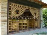 Декоративные панели от Prosperitas (беседки, террасы, качели - фото 5