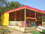 Детский игровой лабиринт, оборудование детской игровой комнат - фото 3