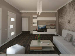 Дизайн интерьера жилых, коммерческих, общественных помещений