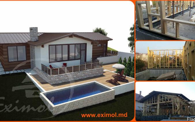 Constructia caselor individuale si obiectelor commerciale