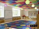 Дизайнерские подвесные потолки KRAFT от производителя - фото 5