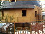 Дома деревянные из сруба, клееного бруса, каркасные дома. - фото 2