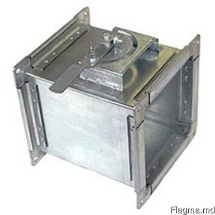 Дроссель-клапаны с ручн. управл. ДКК, ДКП от производителя