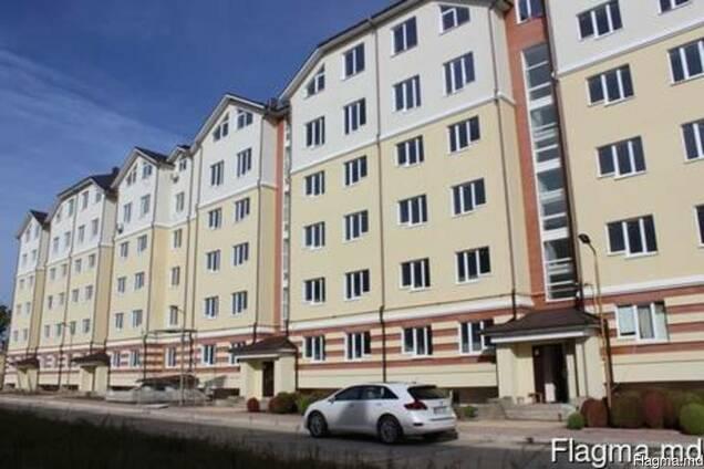 Двухкомнатная квартира, 92 кв. м.
