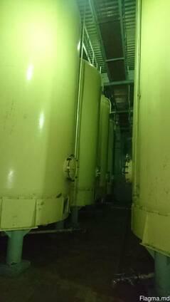 Емкости эмалированные 50м3 (акратофоры 25м3)