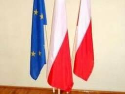 Флаги . подставки - photo 3