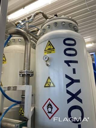 Генераторы медицинского кислорода и кислородные станции от производителя