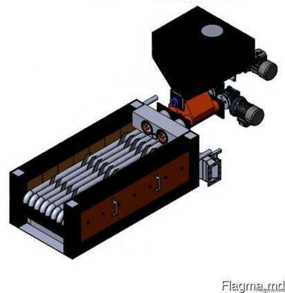 Пеллетная горелка IGNIS (твердотопливная горелка) 100-2500