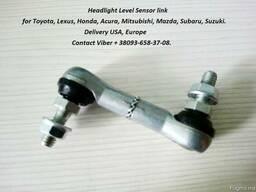 HeadLamp level sensor front link - photo 2