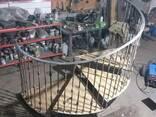 Изготовим и установим металлическую лестницу с перилами - фото 4