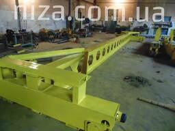 Изготовление кранов(мостовых, козловых), монтаж, ремонт