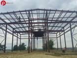 Изготовление металлоконструкции в Молдове/ Constructii metal - фото 1
