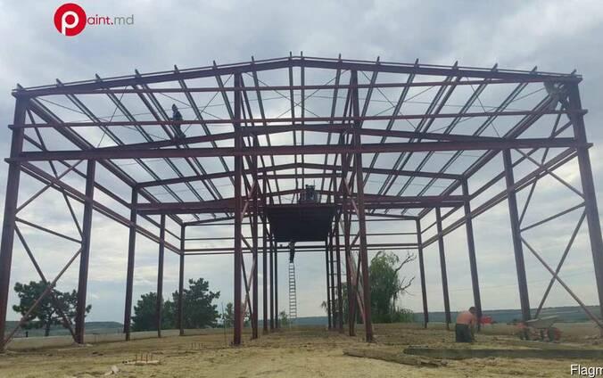 Изготовление металлоконструкции в Молдове/ Constructii metal