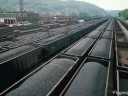 Каменный уголь на экспорт.