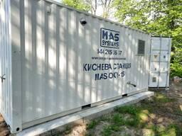 Кислородные станции MAS-OXY, кислородные установки, генераторы кислорода