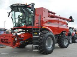 Комбайн Case IH AF 7250 Harvest Command – (498 лс) в Молдове