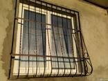 Gratii pentru geamuri Chisinau grilaje pentru ferestre Chisi - фото 1