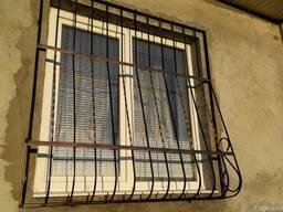 Gratii pentru geamuri Chisinau grilaje pentru ferestre Chisi