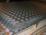 Лист алюминиевый квинтет 1050А (А5Н) 1,5х1500х3000 мм купить - фото 1