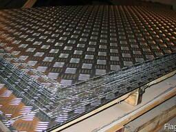 Лист алюминиевый квинтет 1050А (А5Н) 1, 5х1500х3000 мм купить